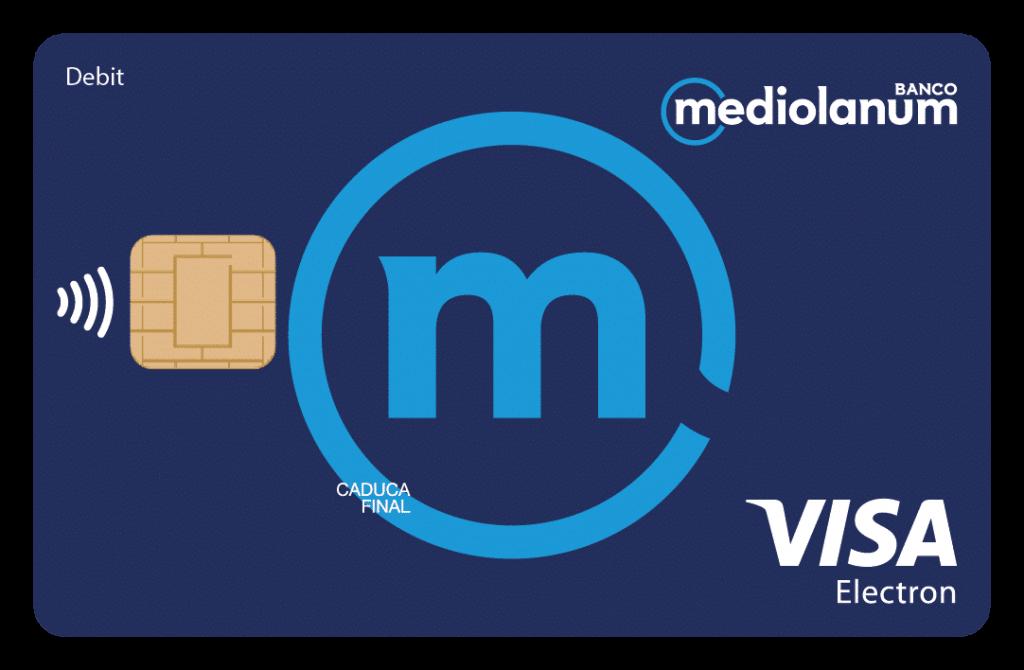 tarjeta cero comisiones mediolanum banco sin comisiones