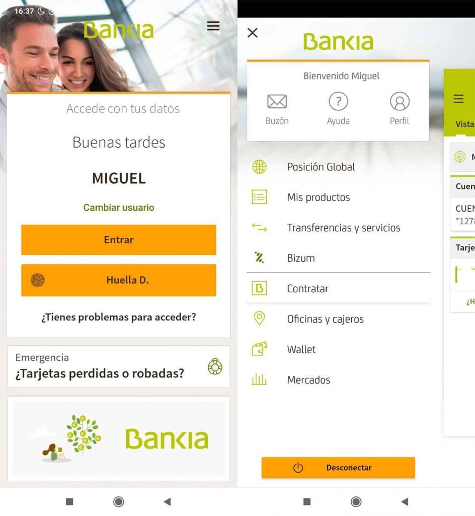 Traspaso de la app de Bankia a la de CaixaBank, ¿cómo va a ser?