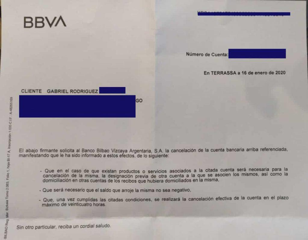 Cómo cancelar una cuenta en BBVA: Guía actualizada 2021