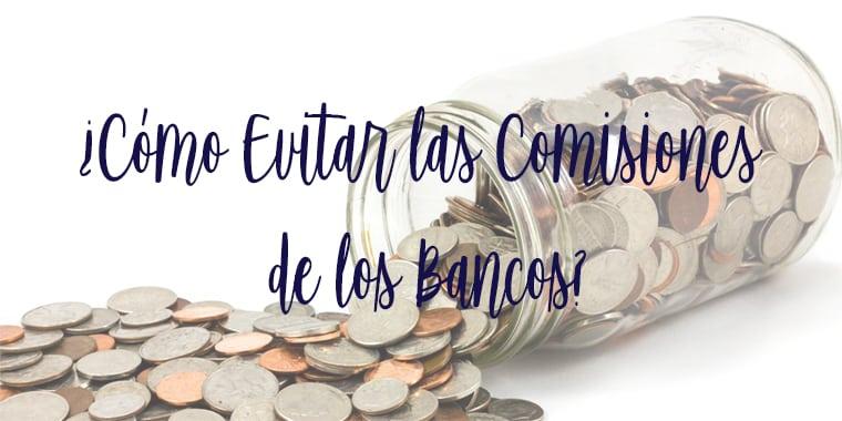tipos comisiones bancarias