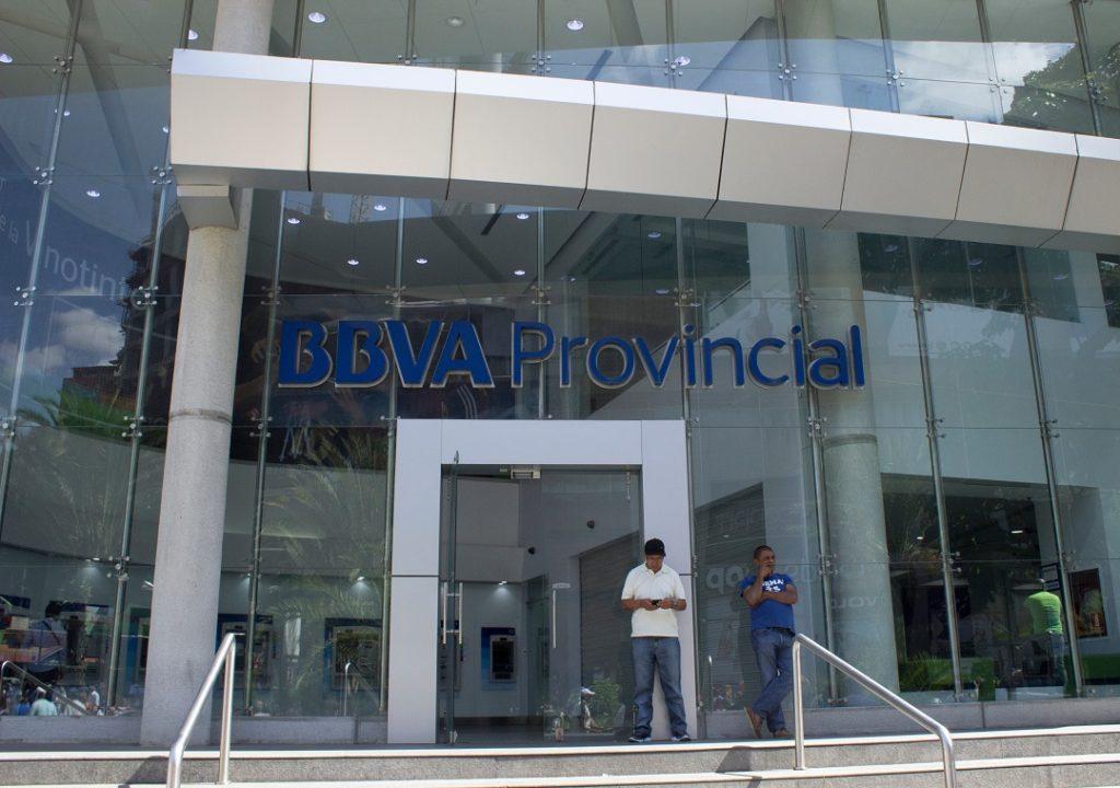 Sucursal provincial de BBVA