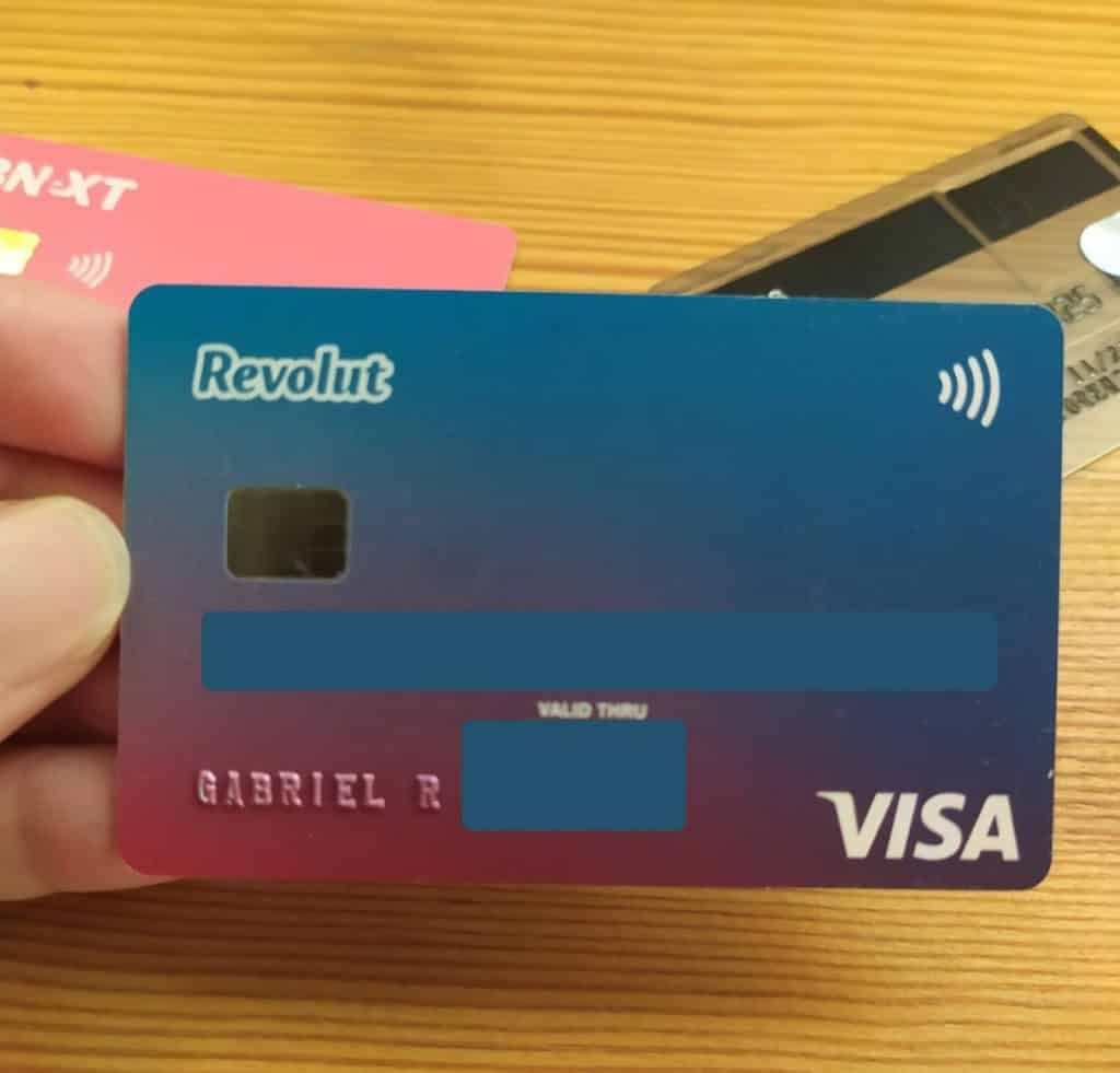 Revolut tarjeta de viaje sin comisiones