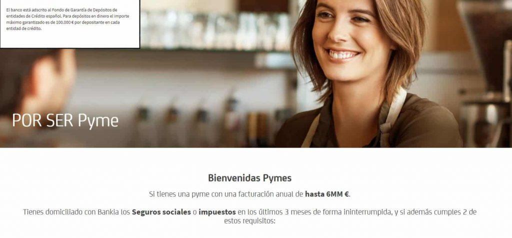 Bankia para Pymes: Opiniones