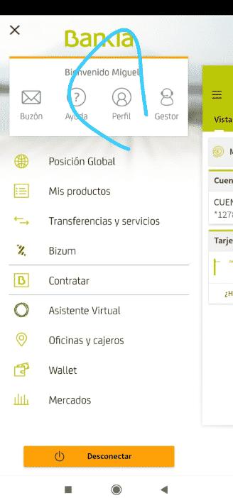 ¿Cómo activar las notificaciones en la App de Bankia?