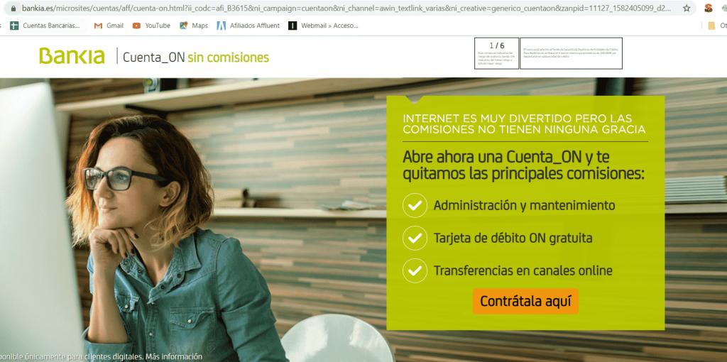 Abrir una Cuenta Online en Bankia: Paso a Paso