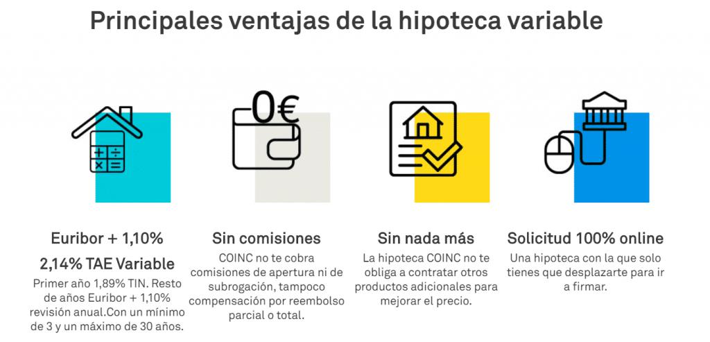 Hipoteca Coinc: Opinión y Análisis [Actualizado 2021]