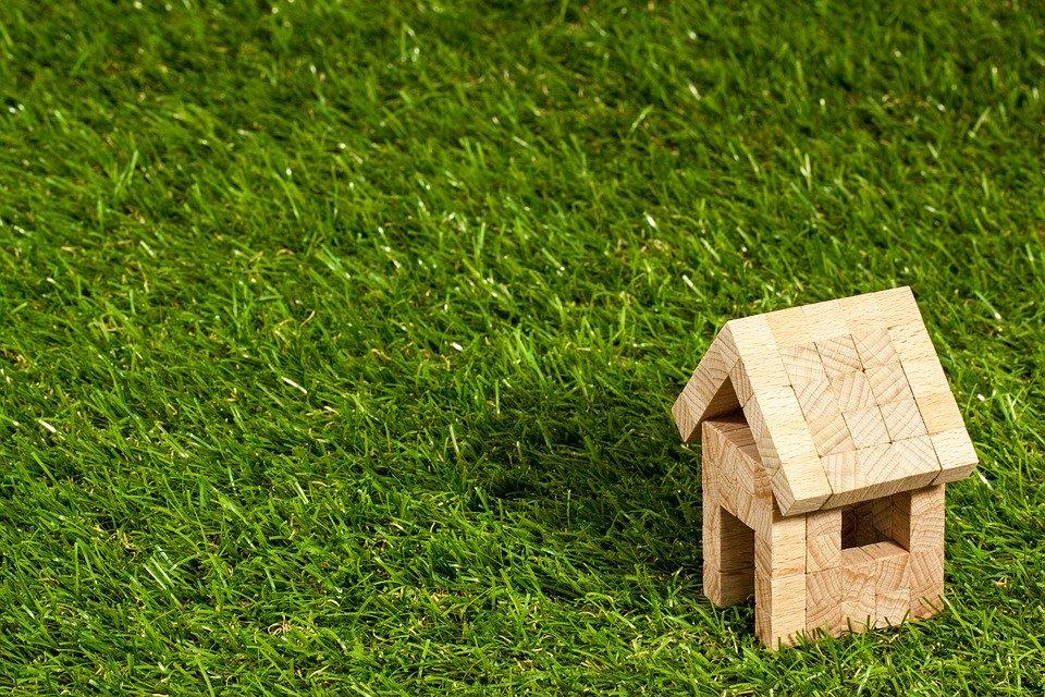 Casa, Inmobiliaria, La Construcción De, Residencia