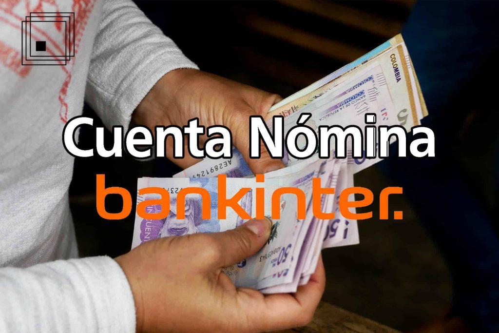 cuenta nomina bankinter 2020