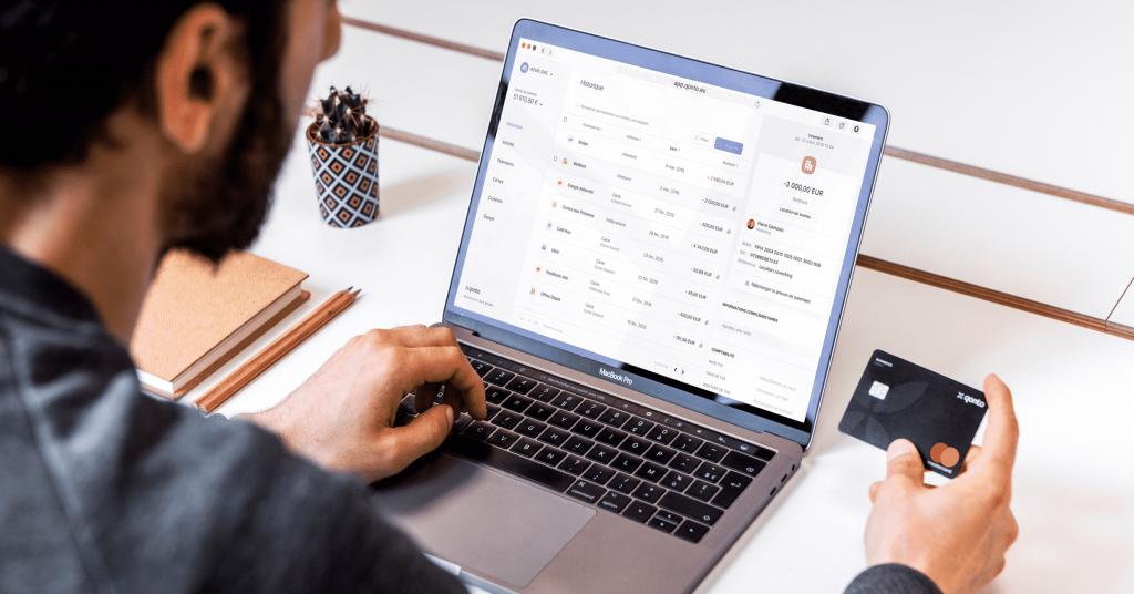 Opiniones y Review Qonto: Cuenta online para autónomos y PYMES. Actualizado 2021