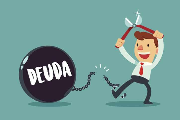 librarse deuda revolving