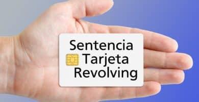 sentencia tribunal supremo tarjeta revolving