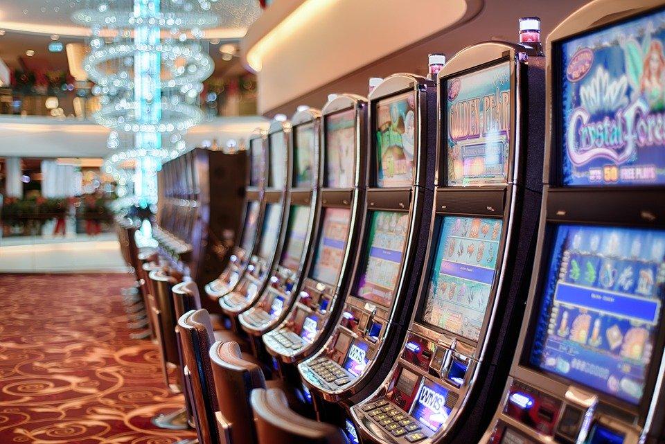 Juegos De Azar, Ranura, Máquina, Casino, Juego, Jugar
