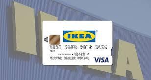 Tarjeta revolving Ikea Visa