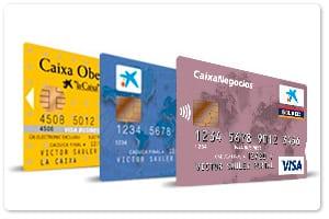 Tarjetas revolving de Caixabank