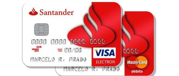 Usura en intereses de tarjetas revolving del banco Santander