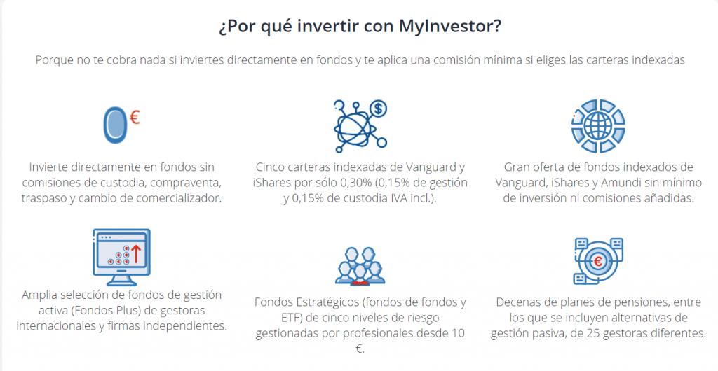 por qué invertir en myinvestor