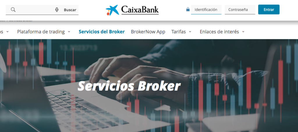 La Caixa Bank Broker