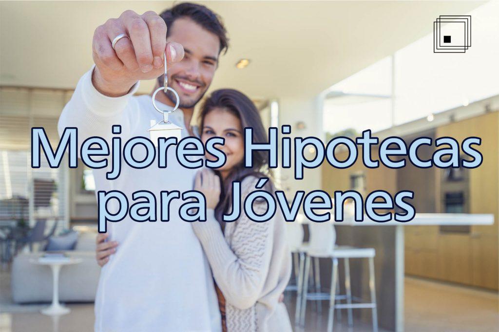 mejores hipotecas jovenes