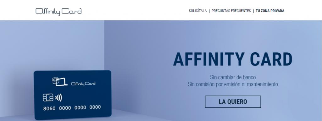 Reclama tu Tarjeta Revolving Affinity Card y Recupera tu dinero