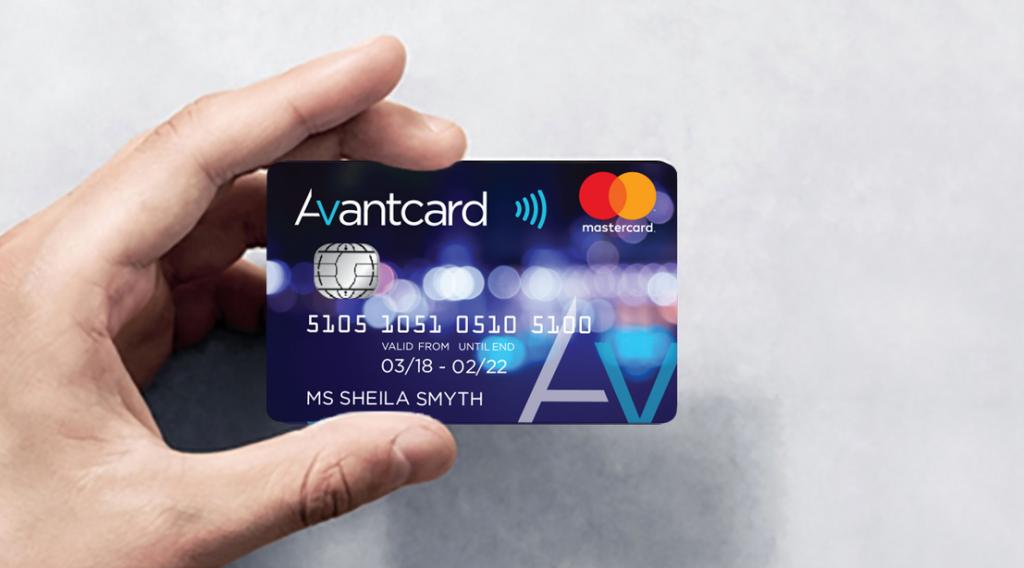 Avantcard tiene varias opciones de tarjetas revolving.
