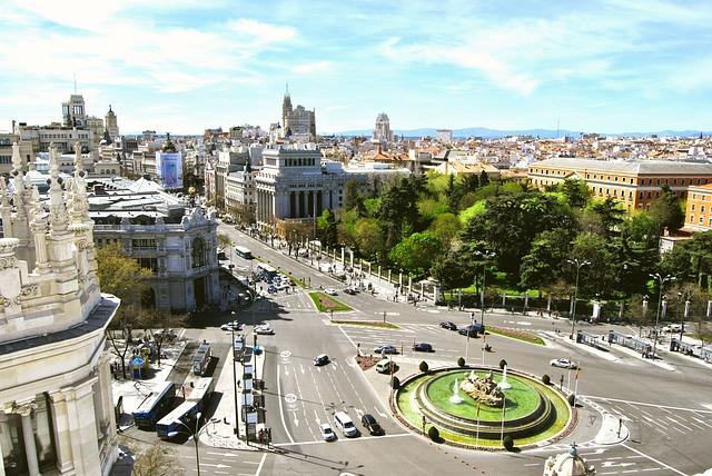 Dirección de ASNEF en Madrid