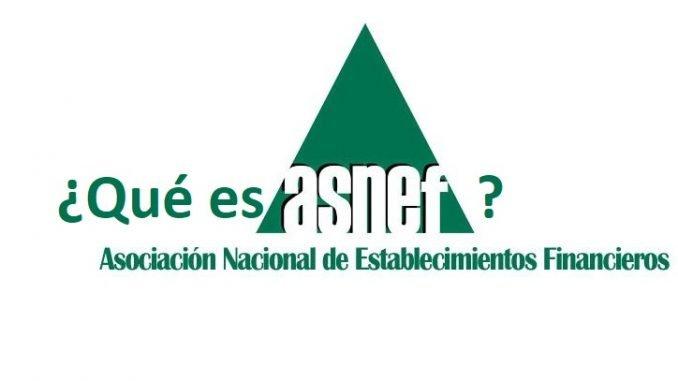 Cuál es la dirección de asnef en Madrid