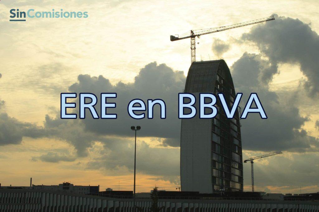 ERE en BBVA: El cierre de 116 oficinas en España