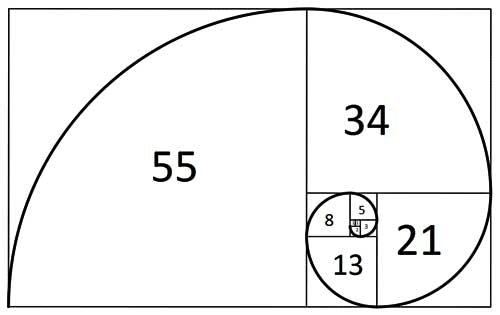 ondas de eliott y fibonacci