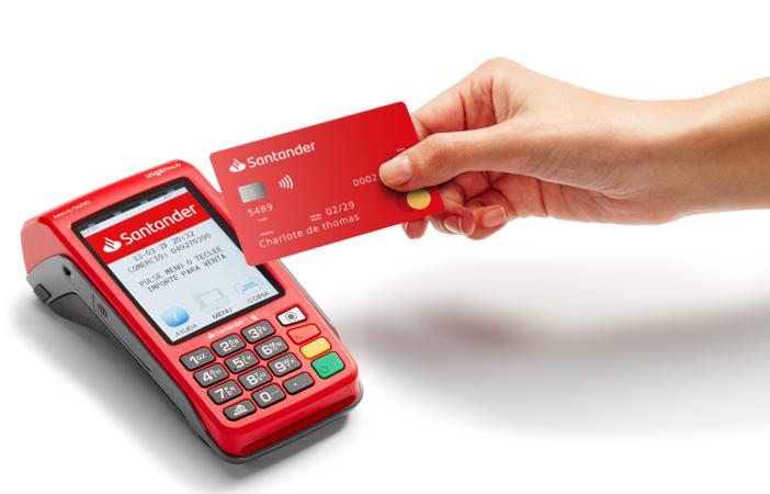 Datáfono Banco Santander: Opiniones [Review 2021]