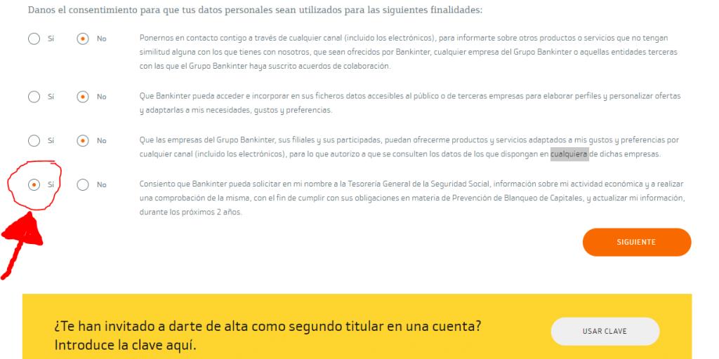 Opiniones Cuenta Nómina Bankinter - Cuenta Remunerada Sin Comisiones