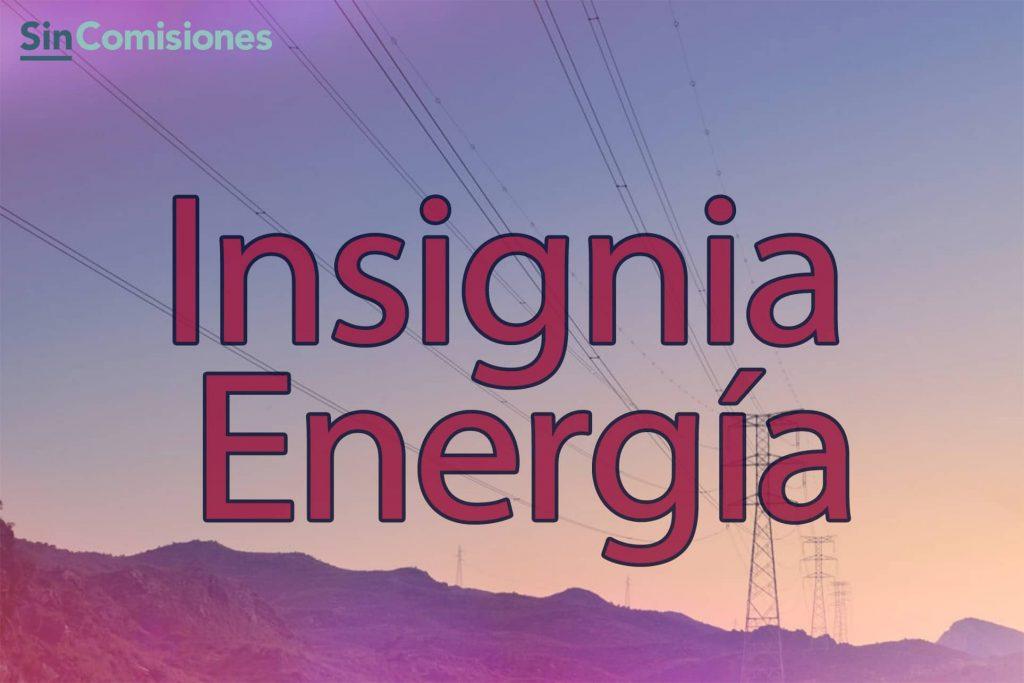 Insignia Energía: Opiniones y Tarifas [2021]