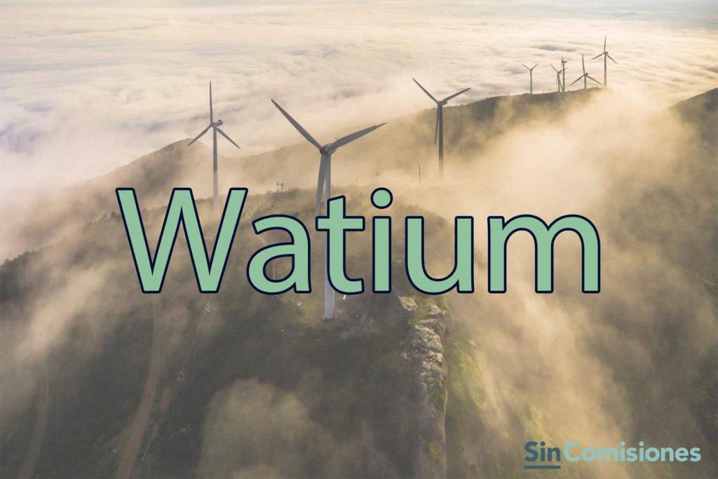 Watium: Opiniones, tarifas y precios