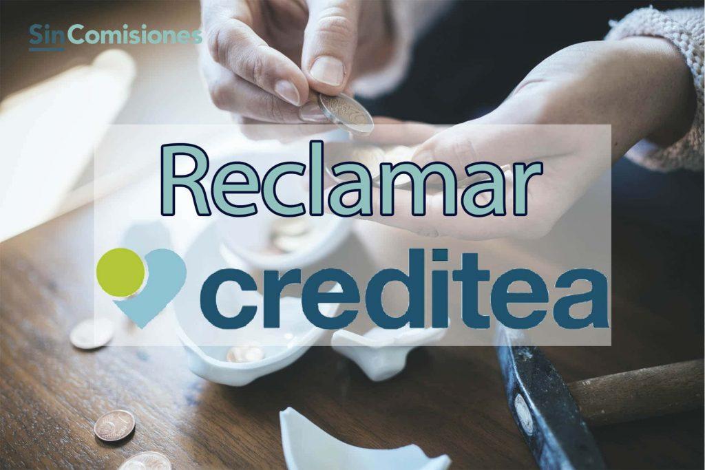 ¿Tú también eres víctima de Creditea? Denuncia y Recupera tu dinero