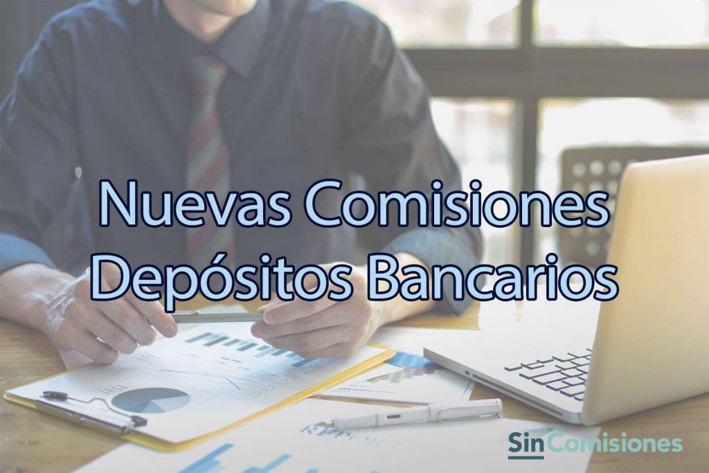 Los bancos comienzan a cobrar comisiones por los depósitos