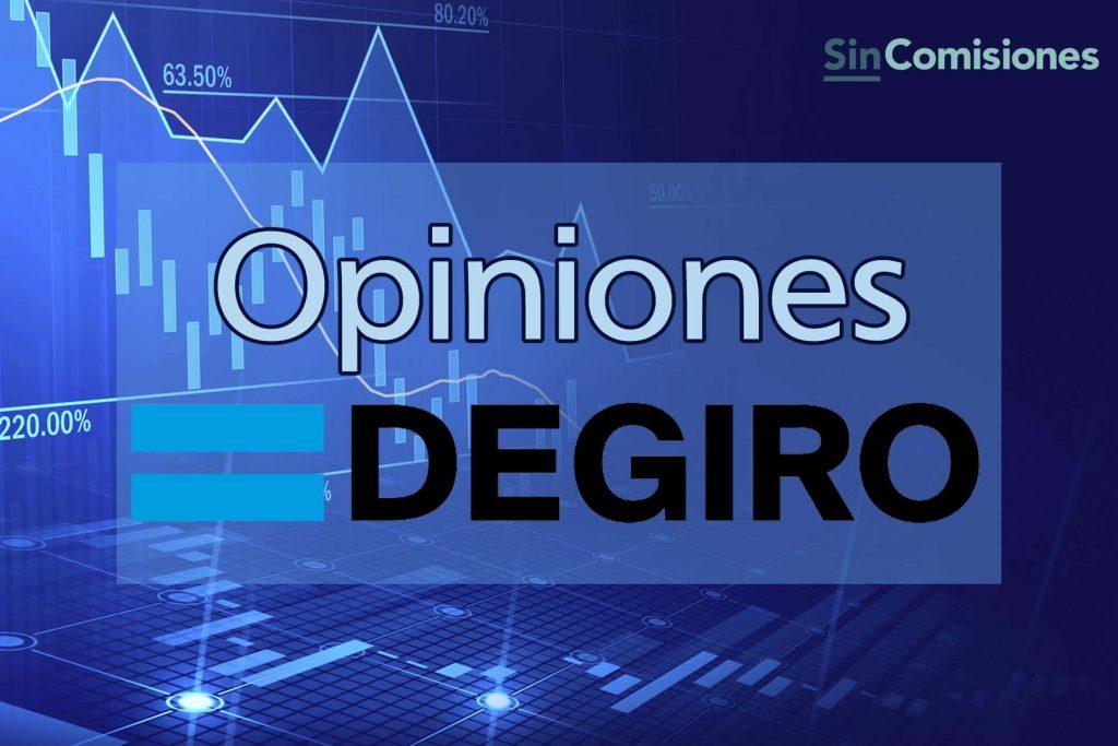 opiniones broker degiro