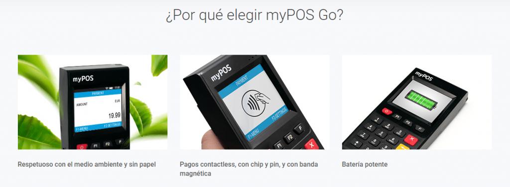 mypos datáfono