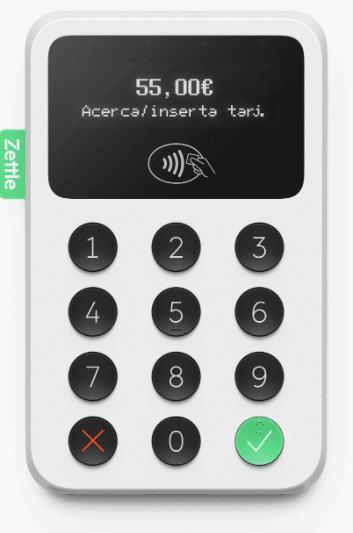 zettle datafono hosteleria
