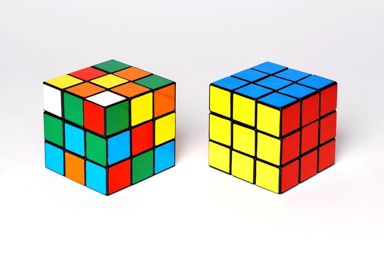 La minería de criptomonedas es como un cubo de Rubik