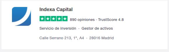 Indexa Capital Opiniones: ¿El robo advisor más rentable?