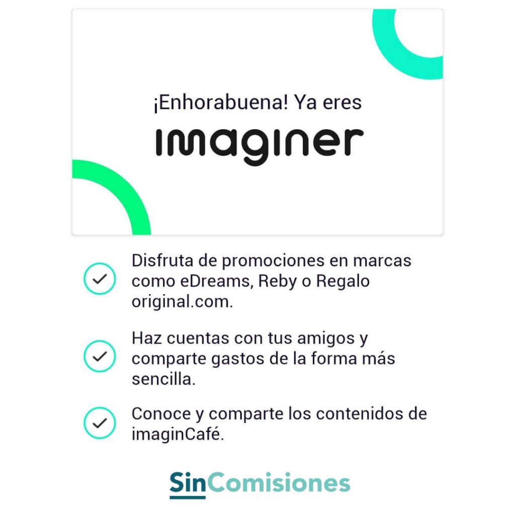 Características de ImaginBank