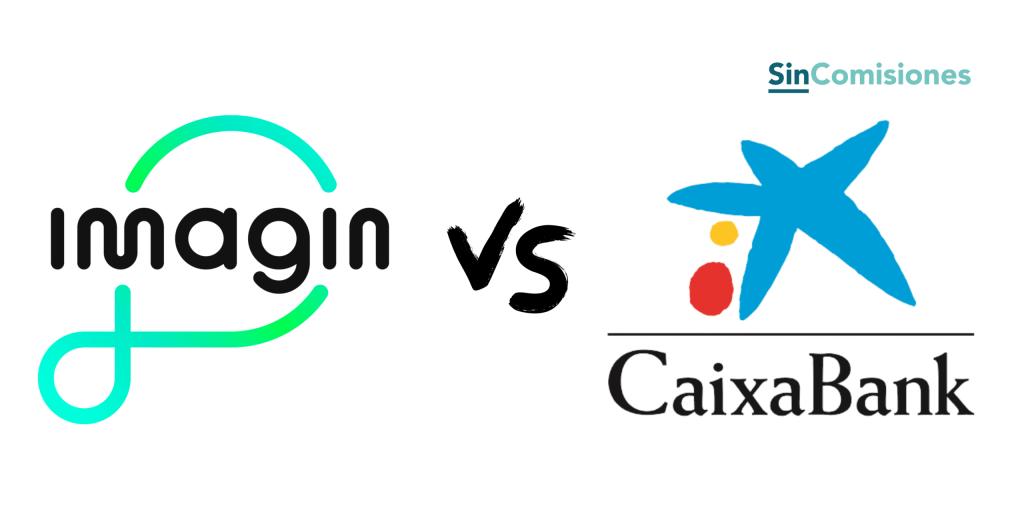 Diferencias entre Imagin y CaixaBank