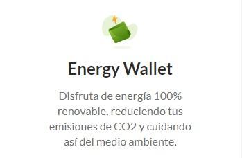 Energy Wallet de Iberdrola