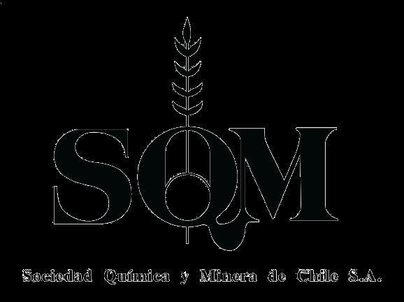 Sociedad Química y Minera de Chile logo