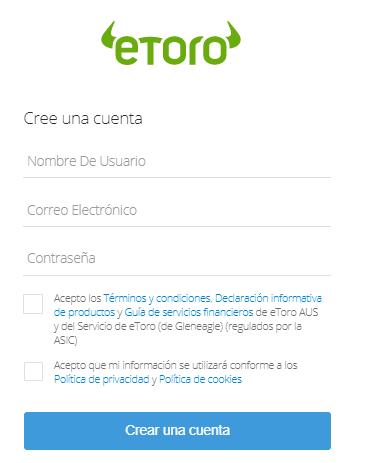Invertir en forex con eToro