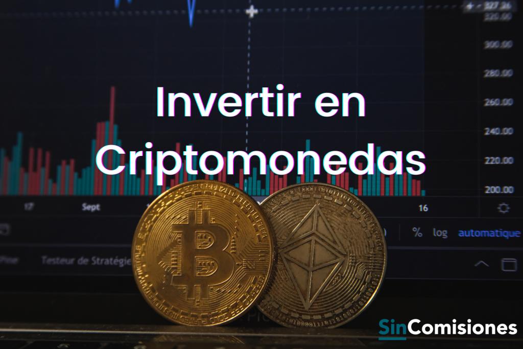 Cómo invertir y comprar criptomonedas