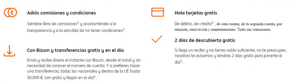 TOP Mejores Cuentas Sin Comisiones 2021