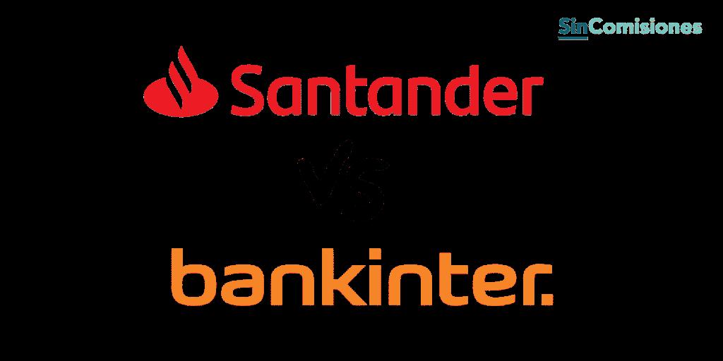 Santander vs Bankinter