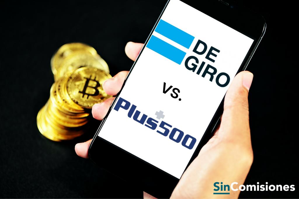 DEGIRO vs Plus 500