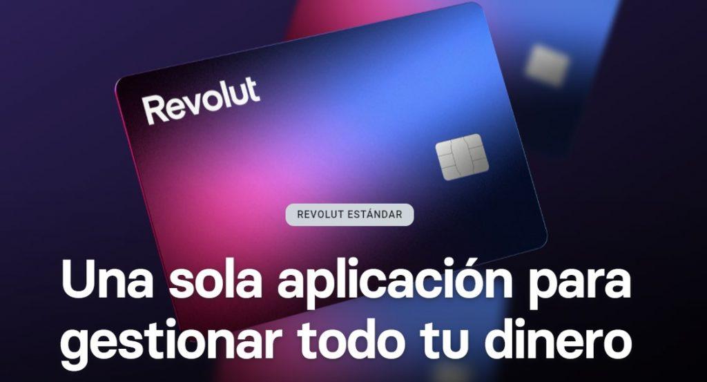 Así funciona la app de Revolut