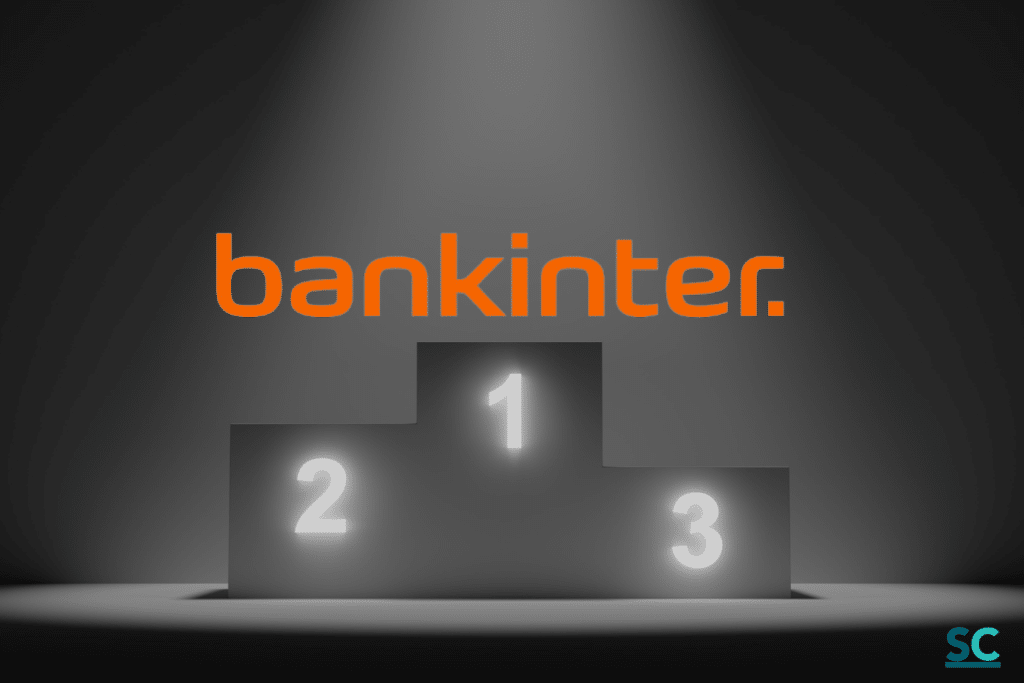 Mejor cuenta nómina: Bankinter